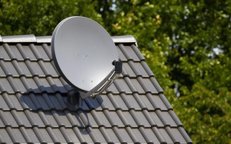 Satellite Dish installation in Oldham